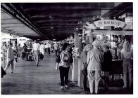 Markt im Schatten
